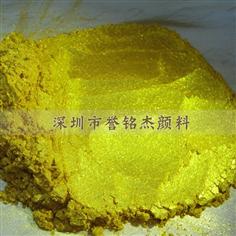 睡佛佛像金粉寺庙佛像专用金粉进口闪光金粉黄金粉默克金粉