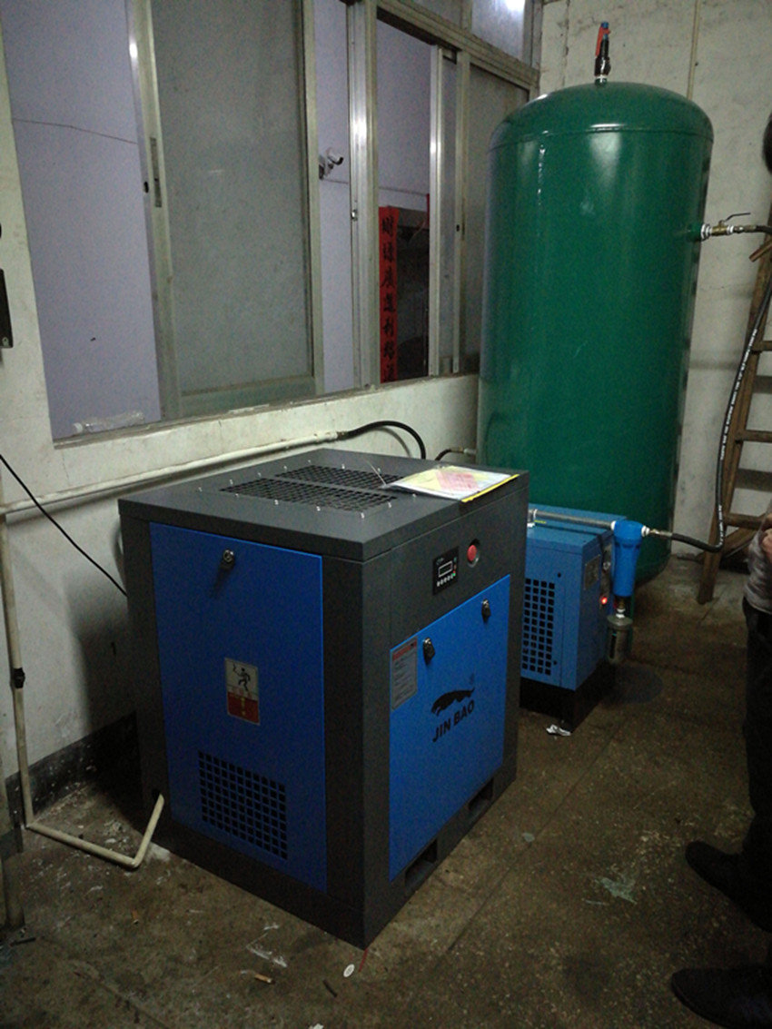 10p直联螺杆式空压机|jinbao 空压机图片
