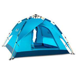 双层速开防暴雨野外露营帐篷