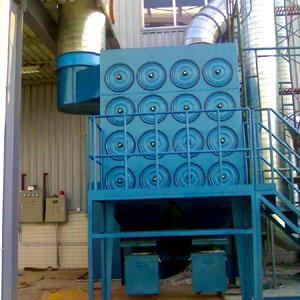 工業粉塵處理環保設備
