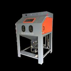 1212D箱式高压喷砂机