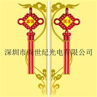 大单耳中国结灯(飘形)