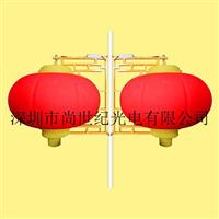 1500MM滚塑灯笼(双灯)