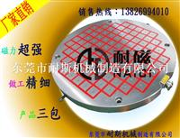 立式车床用直径800防水防油圆形电控永磁盘厂家直销 免费提供设计