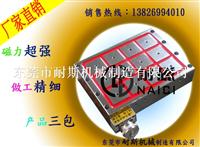 厂家直销NCD50-2128防水防油电控永磁吸盘 免费提供设计定制