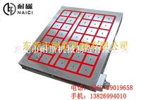耐磁牌NCD50-4050标准型防水防油加工中心电控永磁吸盘厂家直销免费提供设计定制