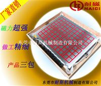专业生产NCD50-6079CNC用防水防油矩形电控永磁吸盘 厂家直销