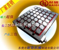 耐磁牌NCD50-4250带导磁块强力电永磁吸盘厂家直销,可提供设计订制