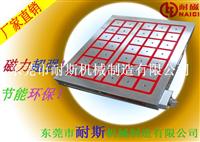 专业生产定做NCD50-4050矩形强力电永磁吸盘三年质保