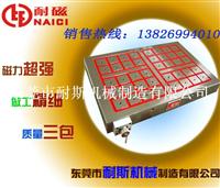 供应耐磁牌NCD50-4060防水防油加工中心用强力电控永磁吸盘