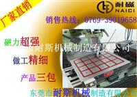 供应耐磁牌NCD-3036矩形CNC用强力电永磁吸盘
