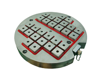 Turntable electric permanent magnet sucker