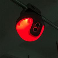 前置一体式超声波车位引导系统智能停车场车位引导系统超声波探测器车位检测状态指示探测感应灯