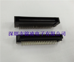 JL-1.27mm OPS 插槽 公座 90°