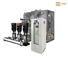 水箱+变频供水设备机组