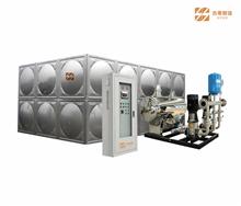 箱式無負壓供水設備機組