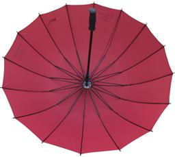 橡胶弯柄广告伞 -1290