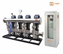 恒压变频供水(3用1备)设备