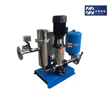 單泵變頻供水設備機組