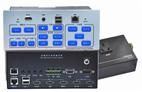 多媒体高清中控,四进二出HDMI接口高清中控,一体化HDMI高清接口电教中控,HD2100
