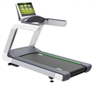 SK-8017 Luxury commercial treadmill with touch screen with WIFI for gym use fitness center