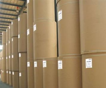 50-80克精制牛皮纸厂家   300吨现货供应