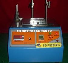 鋼絲絨耐磨擦試驗機
