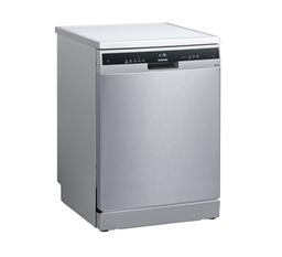 西门子 SIEMENS 德国原装进口 5D喷淋智能洗 双重烘干13套大容量除菌家用洗碗机SN255I13JC(不锈钢)