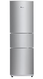 小天鹅(LittleSwan)BCD-205TL冰箱三门 家用节能小三开门电冰箱三门式冰箱