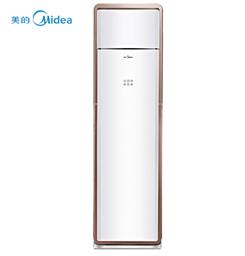 美的 (Midea) 3匹 智能变频冷暖空调柜机 KFR-72LWWPBA3@