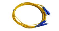 ST-SC单模光纖跳線