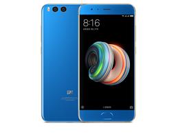 小米Note3 全网通 6GB+64GB 蓝色 移动联通电信4G手机 双卡双待
