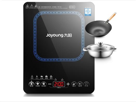 九阳(Joyoung)电磁炉 触摸式 大功率爆炒 家用多功能 C21-SC807