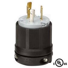 美标工业插头NEMA L5-20P