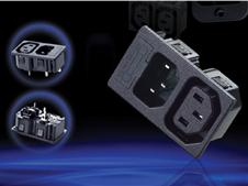 C13C14卡式插座HD-201