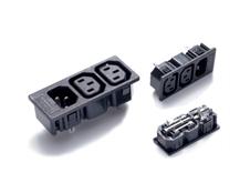 C13C14卡式插座HD-202
