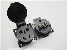 新国标防水插座HD-054