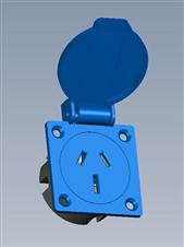澳式防水插座HD-055