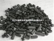 污水达标排放煤质柱状活性炭