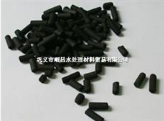 污水厂专用煤质柱状活性炭