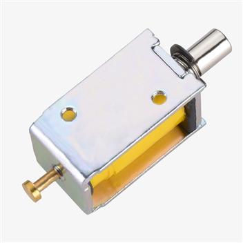 EU0420直流框架式小型推拉电磁铁