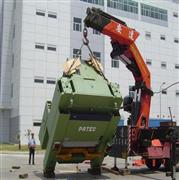 深圳吊裝機器設備