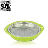 塑鋼密孔盤(Stainless steel dish)ZD-LP17
