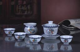 大吉大利(茶具)-1002