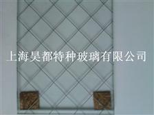 批发7mm铁丝玻璃上海进口铁丝玻璃夹丝玻璃