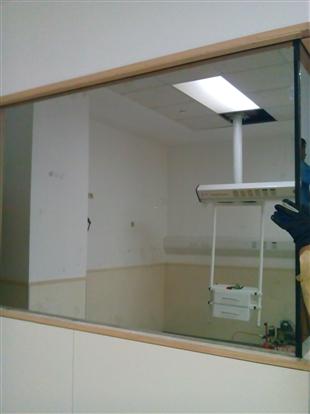 2+厂家上海销售单向镜子玻璃,夹层镜面玻璃