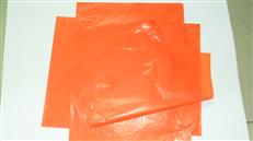 东莞供应24克彩色蜡光纸/半透明纸
