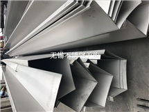 南京7.5米长不锈钢天沟在哪里剪折?