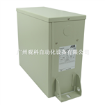 ABB电容器CLMD53/40.8 KVAR 480V 50Hz