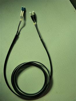 双芯拉远光缆